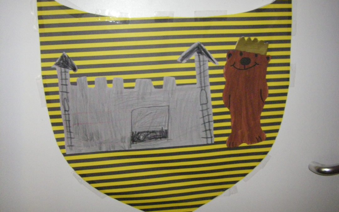 Ritterprojekt und Abschlußfahrt der angehenden Schulkinder